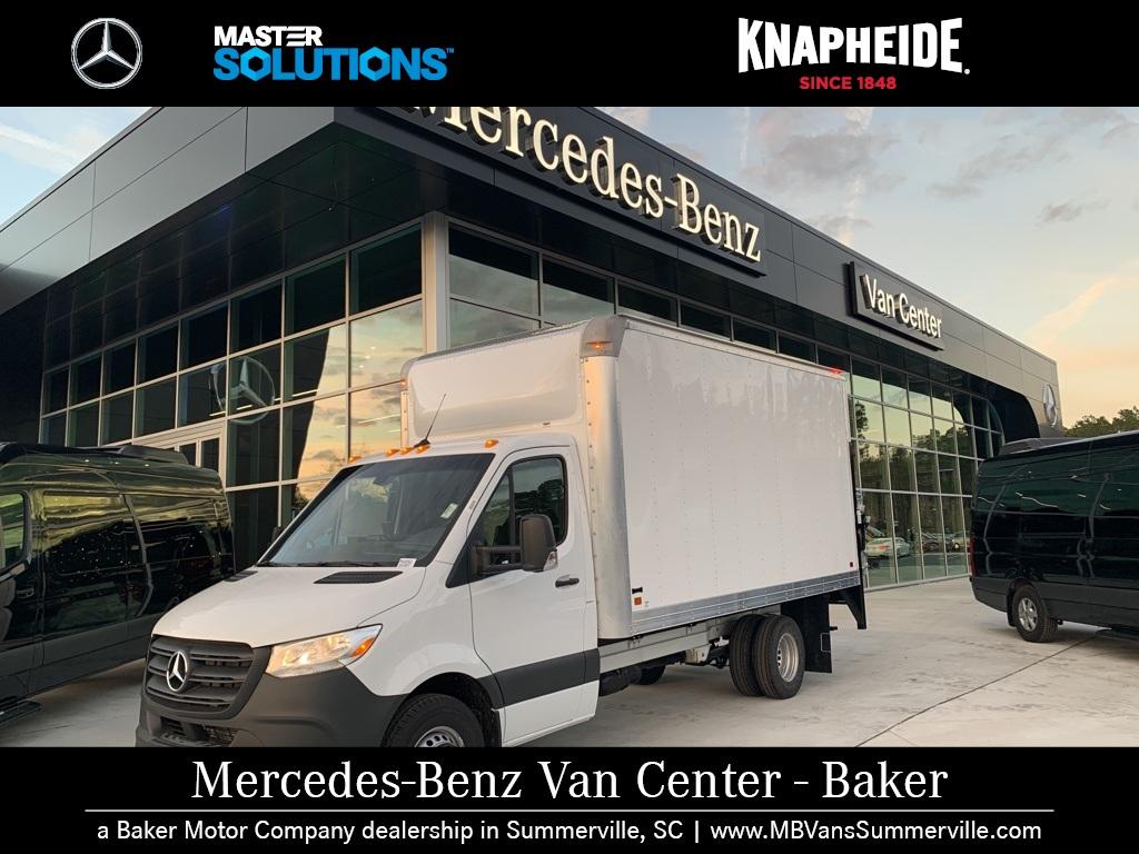 2020 Mercedes-Benz Sprinter 3500XD DRW 4x2, Knapheide Dry Freight #MV0052 - photo 1