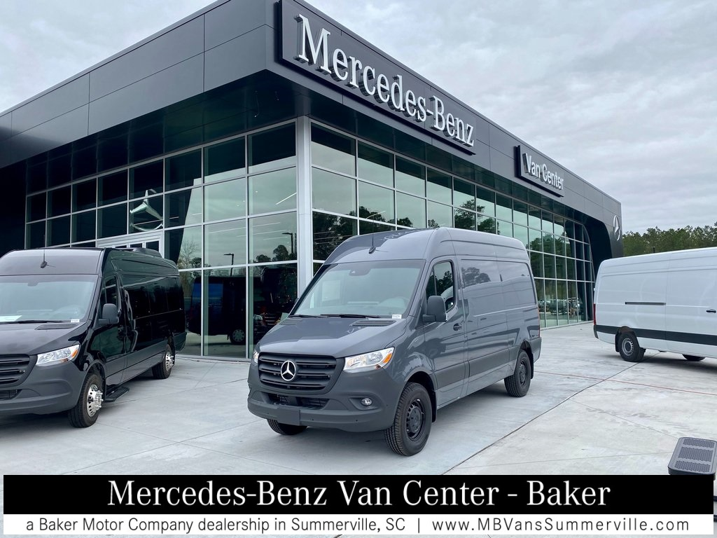 2020 Mercedes-Benz Sprinter 2500 4x2, Empty Cargo Van #MV0056 - photo 1