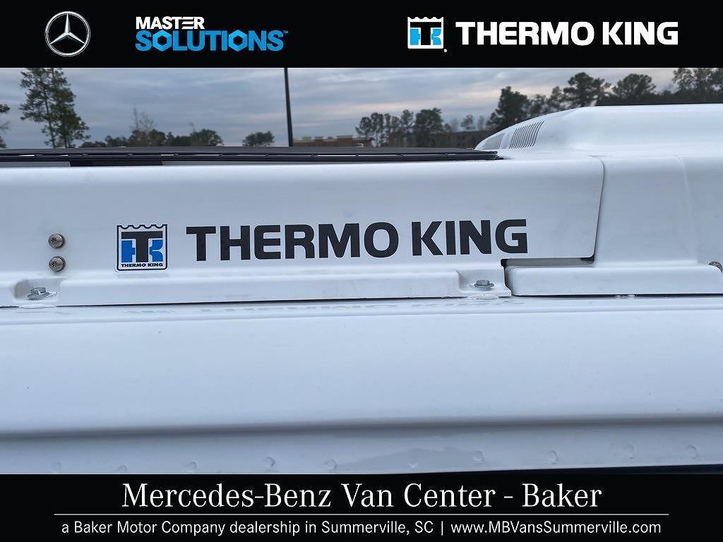 2020 Mercedes-Benz Sprinter 2500 4x2, Thermo King Refrigerated Body #MV0057 - photo 11