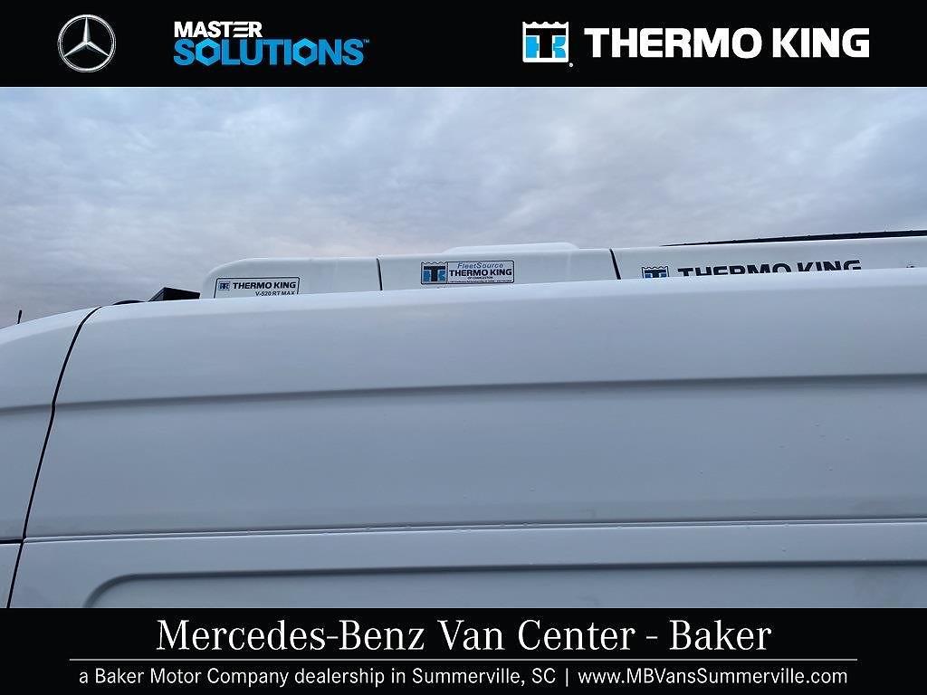 2020 Mercedes-Benz Sprinter 2500 4x2, Thermo King Refrigerated Body #MV0057 - photo 13