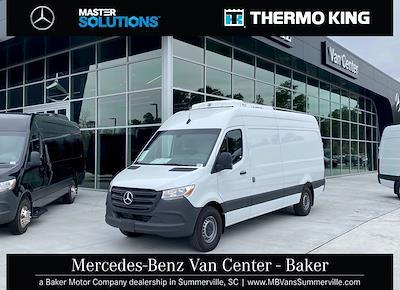 2020 Mercedes-Benz Sprinter 2500 4x2, Thermo King Refrigerated Body #MV0057 - photo 1