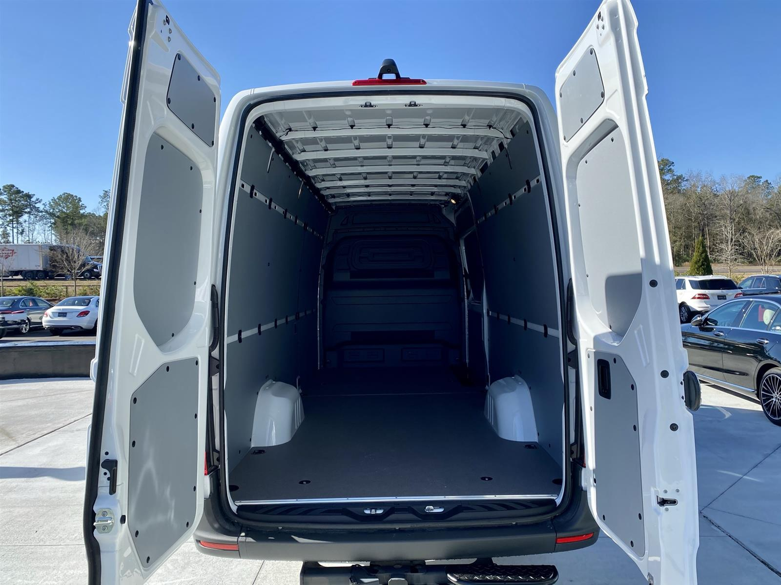 2020 Mercedes-Benz Sprinter 2500 High Roof 4x2, Empty Cargo Van #MV0059 - photo 7