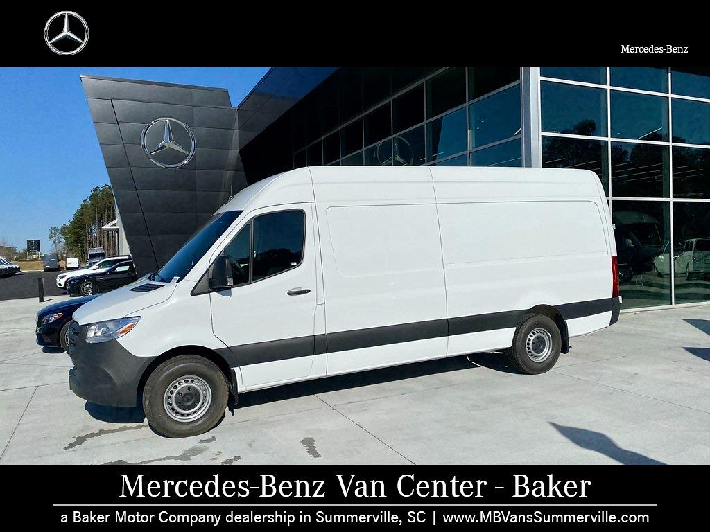2020 Mercedes-Benz Sprinter 2500 High Roof 4x2, Empty Cargo Van #MV0059 - photo 15