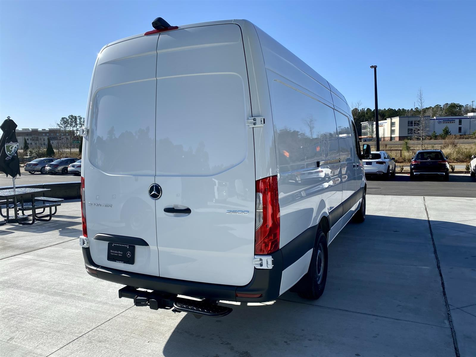 2020 Mercedes-Benz Sprinter 2500 High Roof 4x2, Empty Cargo Van #MV0059 - photo 3
