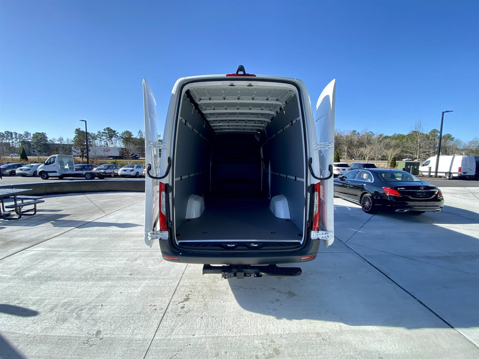 2020 Mercedes-Benz Sprinter 2500 High Roof 4x2, Empty Cargo Van #MV0059 - photo 4