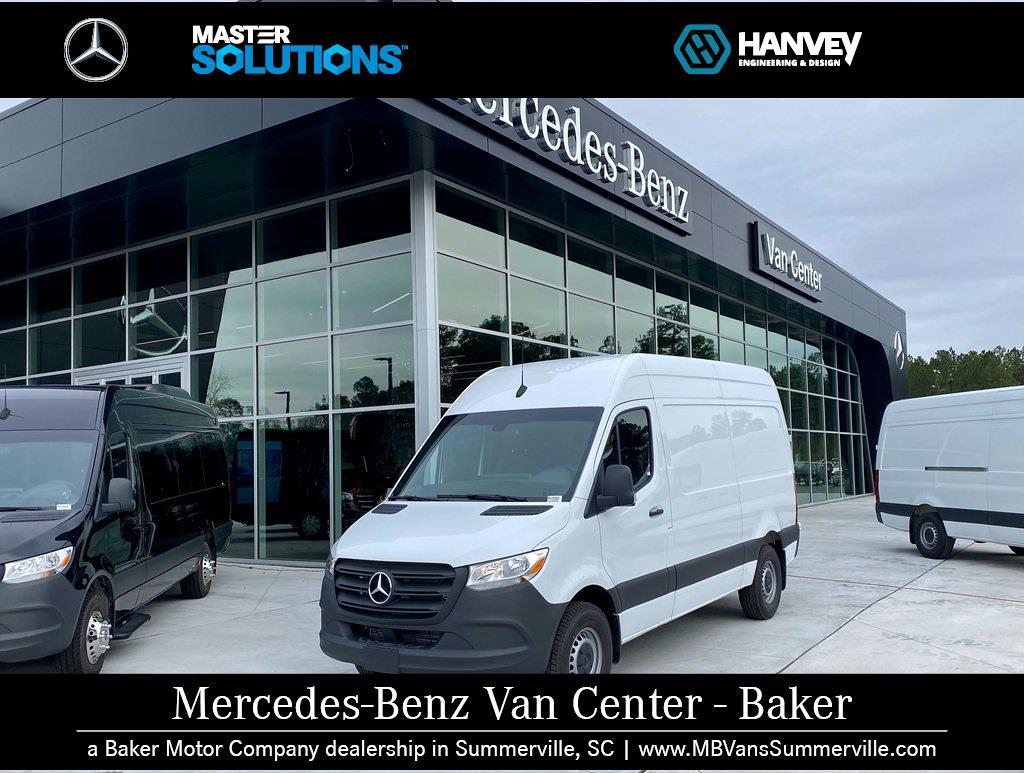 2020 Mercedes-Benz Sprinter 2500 4x2, Empty Cargo Van #MV0060 - photo 1