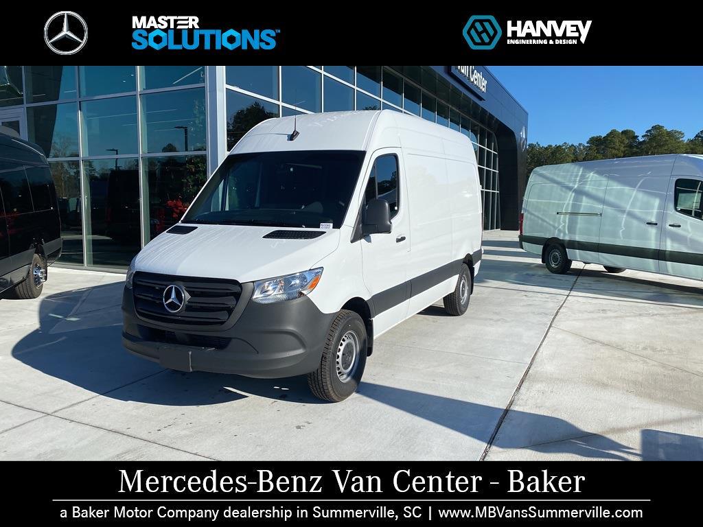 2020 Mercedes-Benz Sprinter 2500 4x2, Empty Cargo Van #MV0060 - photo 5