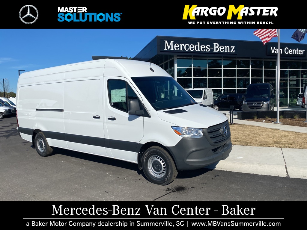 2020 Mercedes-Benz Sprinter 2500 High Roof 4x2, Kargo Master Upfitted Cargo Van #MV0061 - photo 1