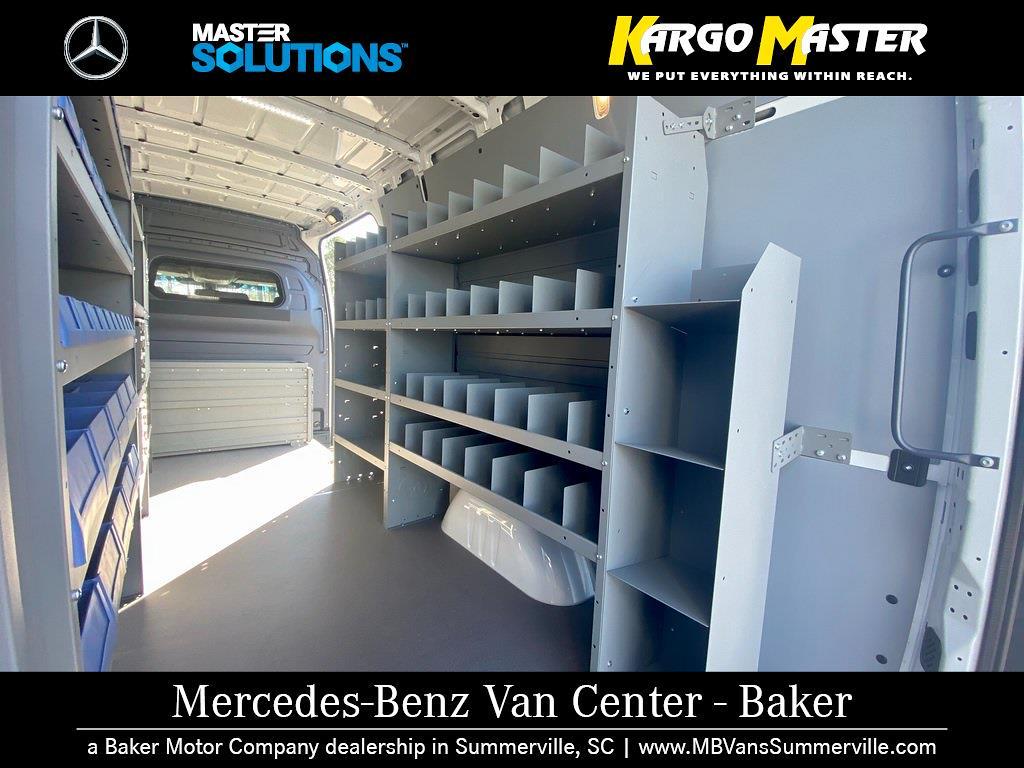 2020 Mercedes-Benz Sprinter 2500 High Roof 4x2, Kargo Master Electrical Contractor Upfitted Cargo Van #MV0061 - photo 9