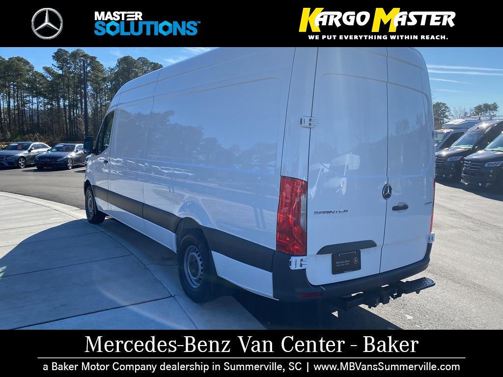 2020 Mercedes-Benz Sprinter 2500 High Roof 4x2, Kargo Master Electrical Contractor Upfitted Cargo Van #MV0061 - photo 10