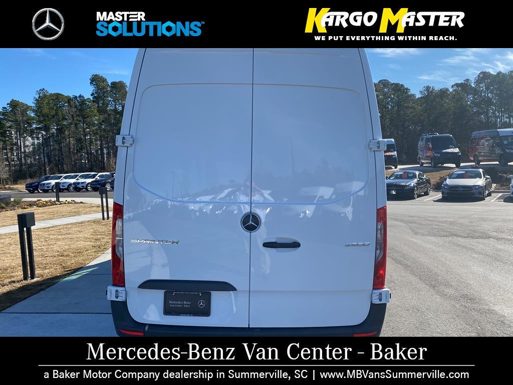 2020 Mercedes-Benz Sprinter 2500 High Roof 4x2, Kargo Master Electrical Contractor Upfitted Cargo Van #MV0061 - photo 14