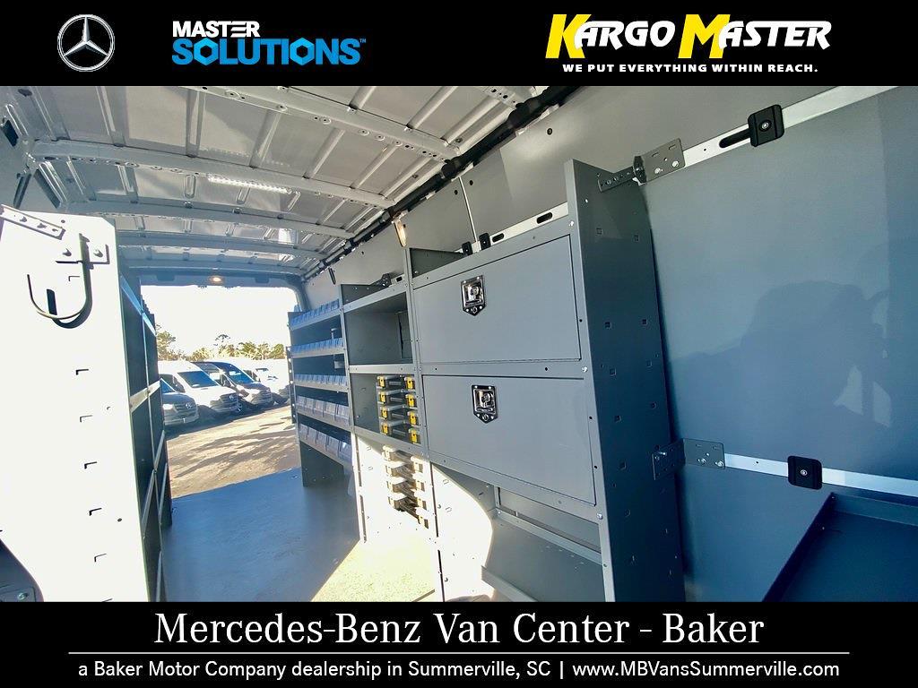 2020 Mercedes-Benz Sprinter 2500 High Roof 4x2, Kargo Master Electrical Contractor Upfitted Cargo Van #MV0061 - photo 8