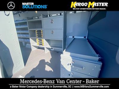 2020 Mercedes-Benz Sprinter 2500 High Roof 4x2, Kargo Master Electrical Contractor Upfitted Cargo Van #MV0061 - photo 3