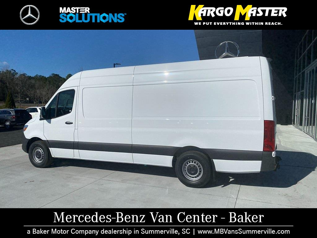 2020 Mercedes-Benz Sprinter 2500 High Roof 4x2, Kargo Master Upfitted Cargo Van #MV0062 - photo 10