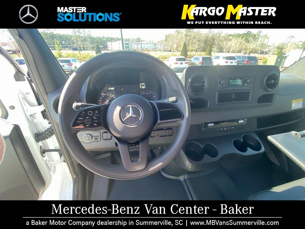 2020 Mercedes-Benz Sprinter 2500 High Roof 4x2, Kargo Master Upfitted Cargo Van #MV0062 - photo 13