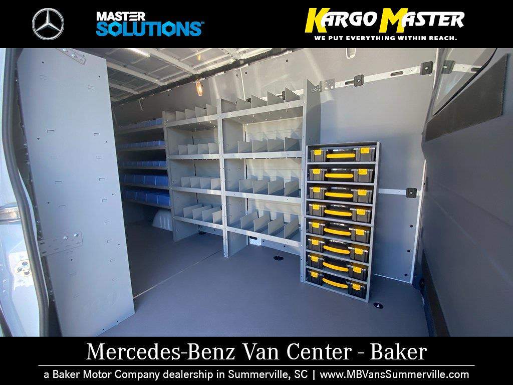 2020 Mercedes-Benz Sprinter 2500 High Roof 4x2, Kargo Master Upfitted Cargo Van #MV0062 - photo 3
