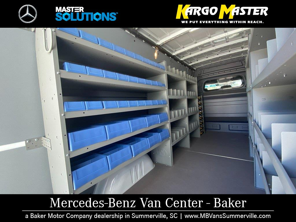 2020 Mercedes-Benz Sprinter 2500 High Roof 4x2, Kargo Master Upfitted Cargo Van #MV0062 - photo 1