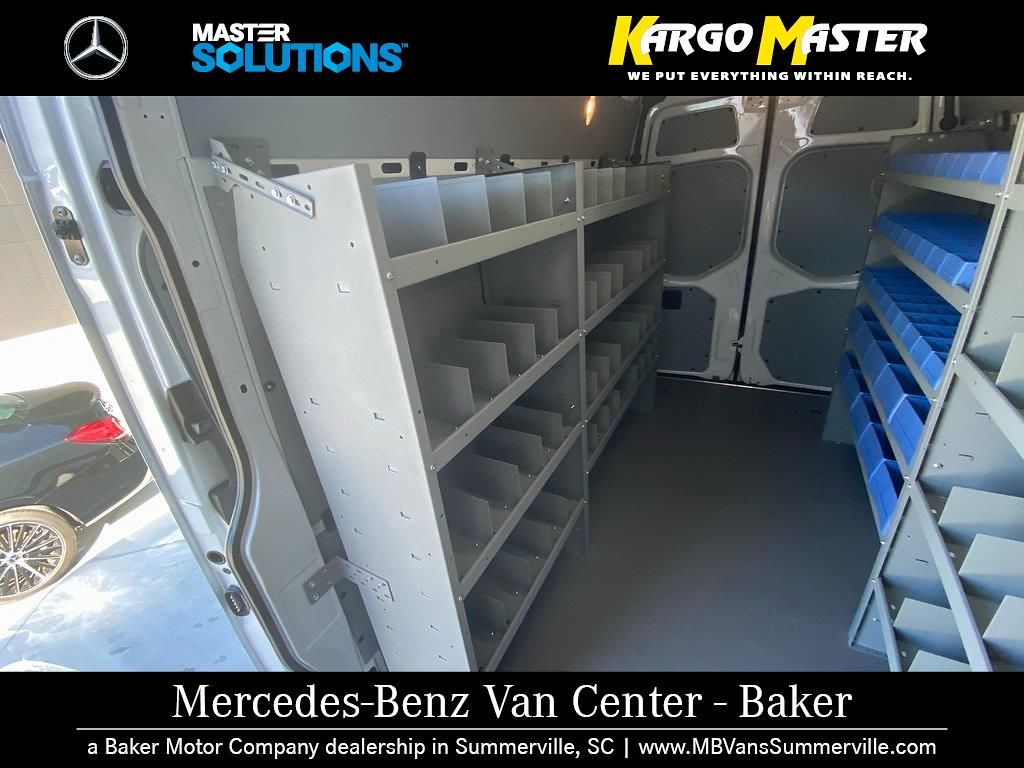2020 Mercedes-Benz Sprinter 2500 High Roof 4x2, Kargo Master Upfitted Cargo Van #MV0062 - photo 7