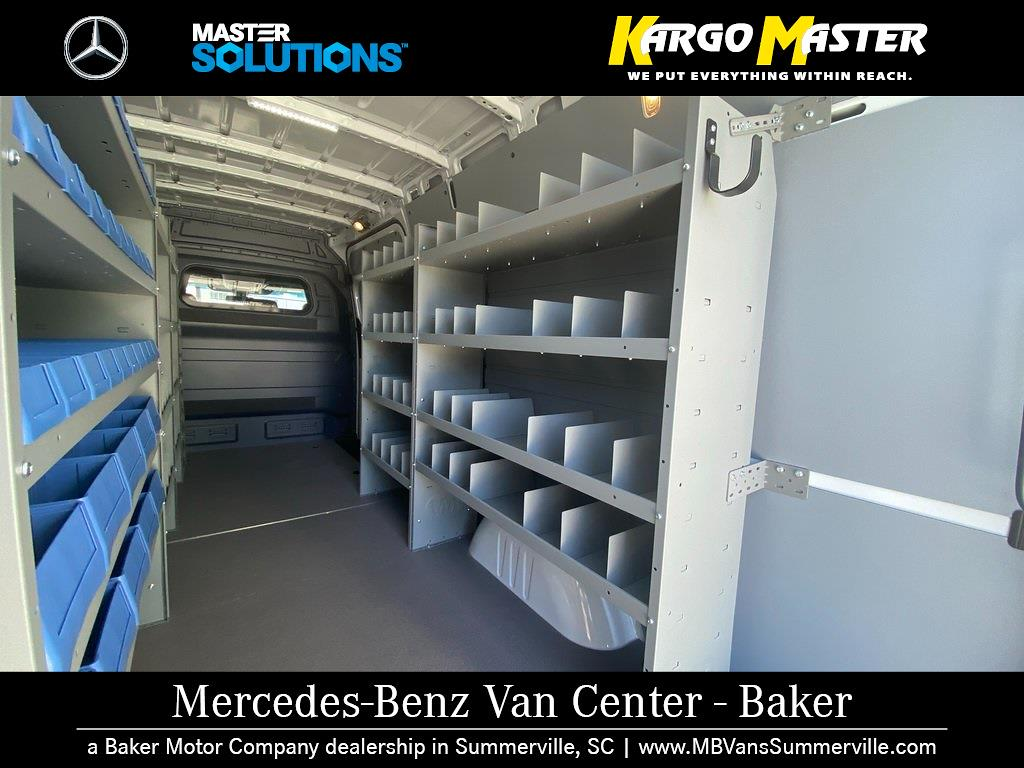 2020 Mercedes-Benz Sprinter 2500 High Roof 4x2, Kargo Master Upfitted Cargo Van #MV0062 - photo 9