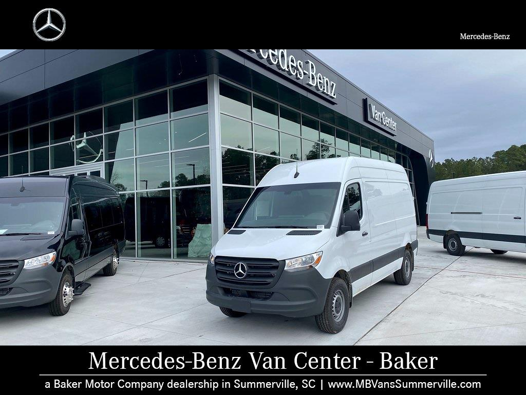 2020 Mercedes-Benz Sprinter 2500 Standard Roof 4x2, Empty Cargo Van #MV0063 - photo 1