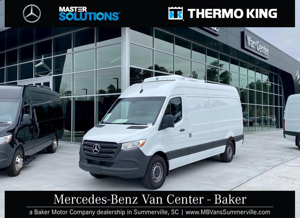 2020 Mercedes-Benz Sprinter 2500 4x2, Thermo King Refrigerated Body #MV0064 - photo 1