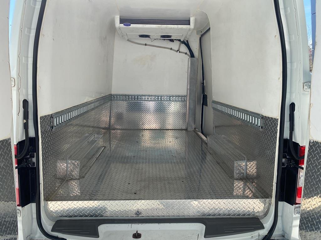 2018 Nissan NV2500 High Roof 4x2, Refrigerated Body #MV0064A - photo 1