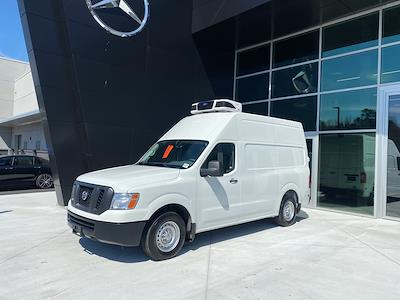 2018 Nissan NV2500 High Roof 4x2, Refrigerated Body #MV0064A - photo 3