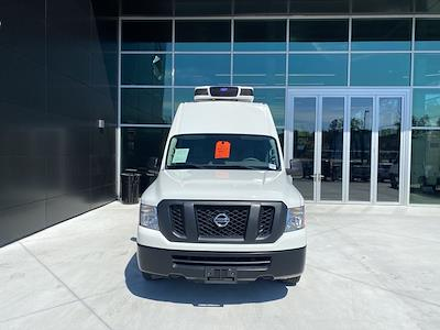 2018 Nissan NV2500 High Roof 4x2, Refrigerated Body #MV0064A - photo 4