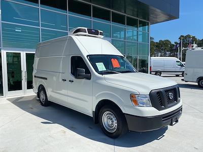 2018 Nissan NV2500 High Roof 4x2, Refrigerated Body #MV0064A - photo 5