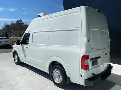 2018 Nissan NV2500 High Roof 4x2, Refrigerated Body #MV0064A - photo 7