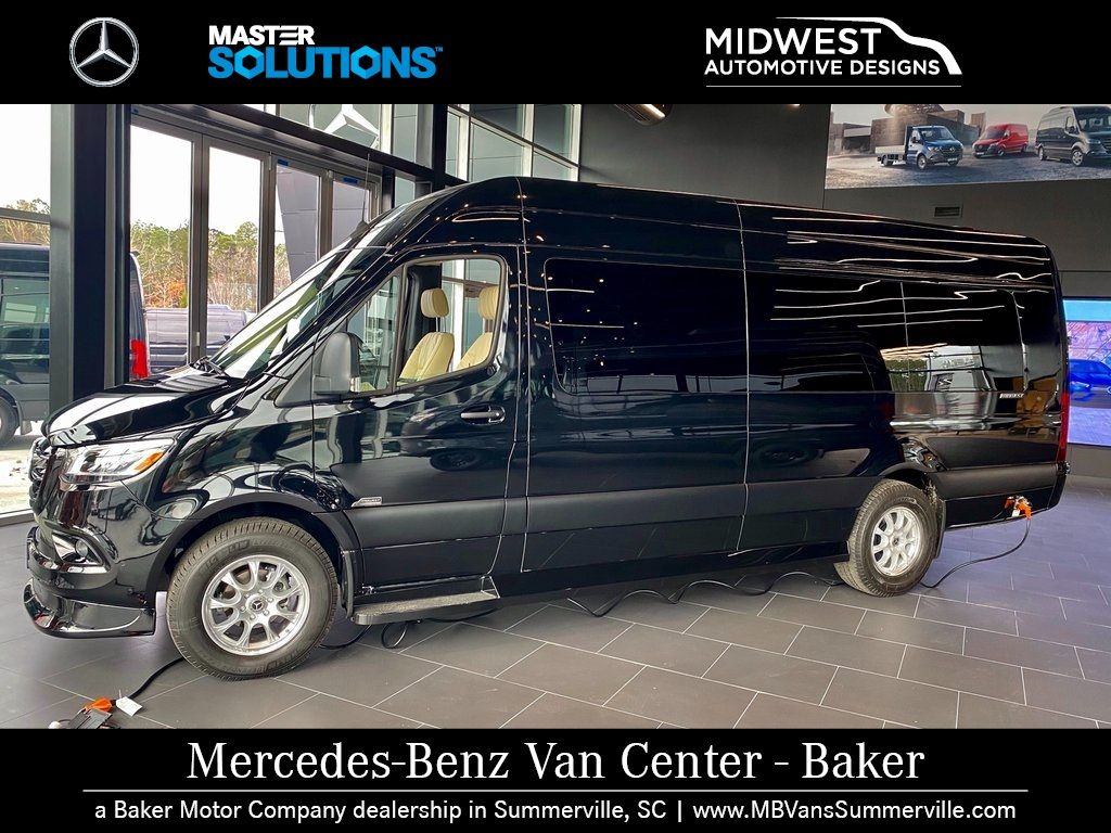 "2020 Mercedes-Benz Sprinter 3500 4x2, 170"" Extended Midwest Automotive Designs Signature Series 9 Passenger #MV0069 - photo 1"