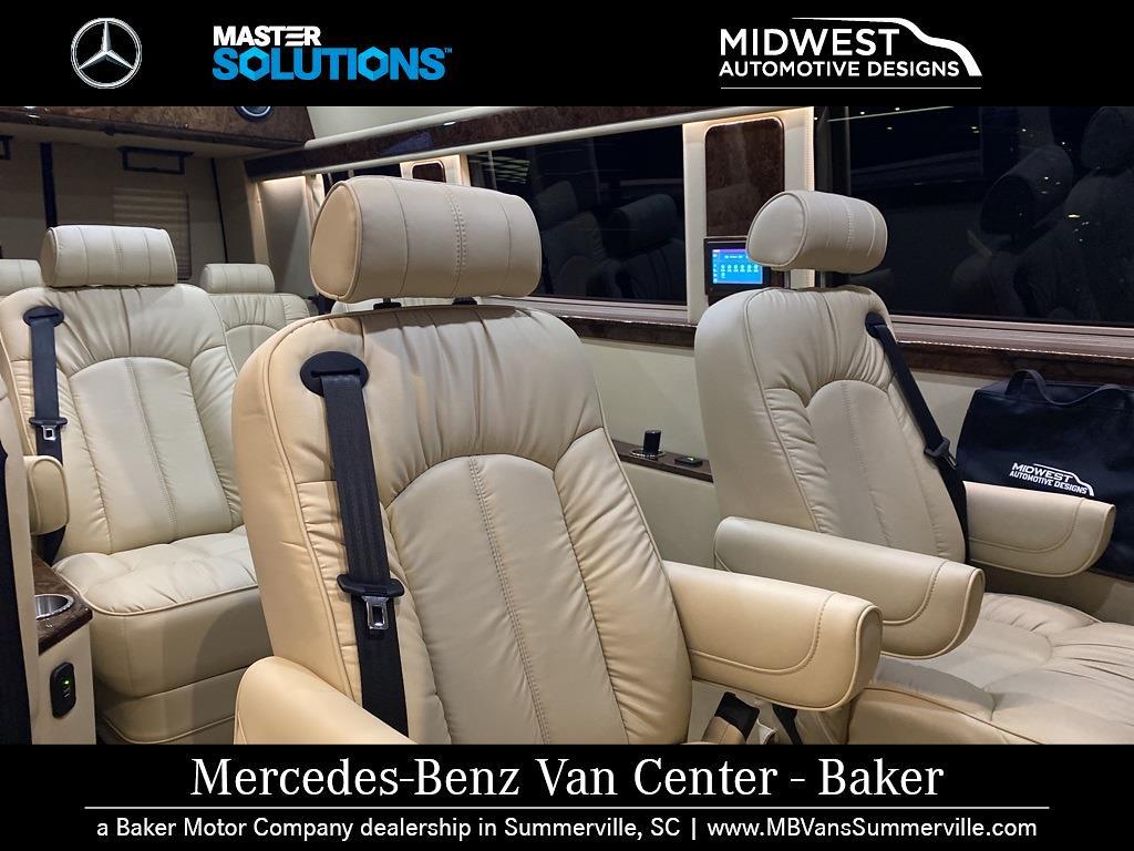 "2020 Mercedes-Benz Sprinter 3500 4x2, 170"" Extended Midwest Automotive Designs Signature Series 9 Passenger #MV0069 - photo 1"