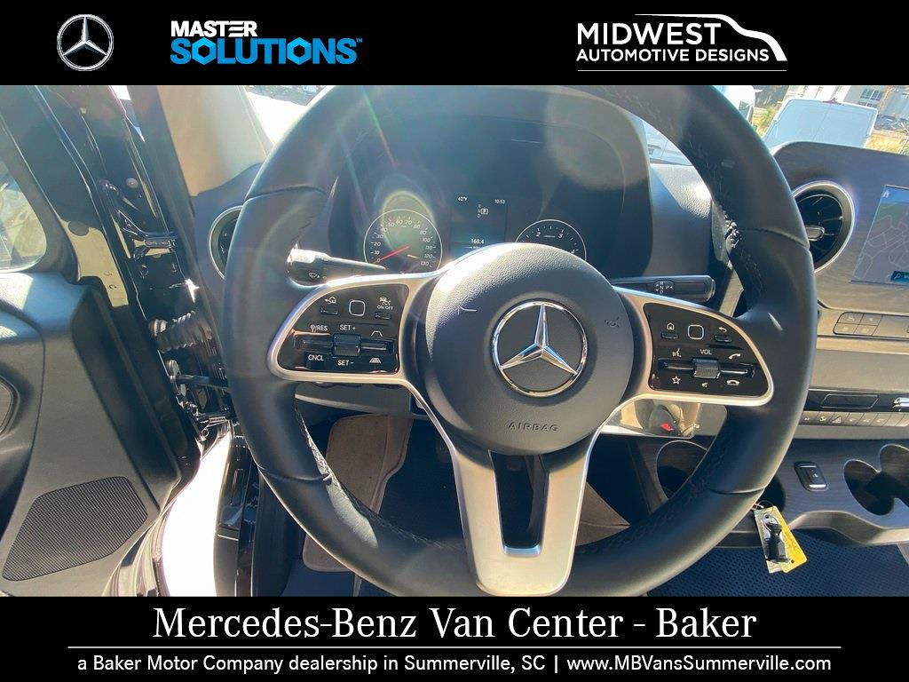 "2019 Mercedes-Benz Sprinter 3500 High Roof 4x2, 170"" Extended Midwest Automotive Designs Professional Series #MV0070 - photo 13"