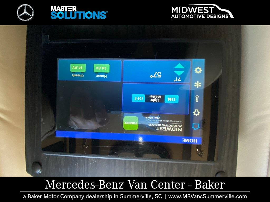 "2019 Mercedes-Benz Sprinter 3500 High Roof 4x2, 170"" Extended Midwest Automotive Designs Professional Series #MV0070 - photo 17"