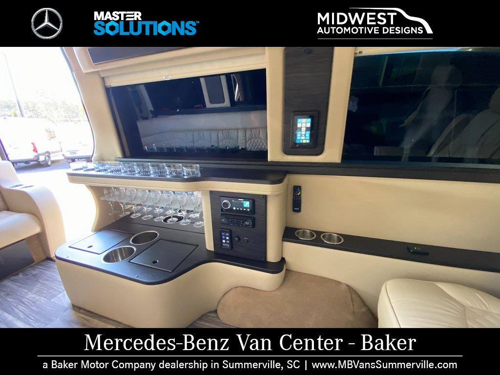 "2019 Mercedes-Benz Sprinter 3500 High Roof 4x2, 170"" Extended Midwest Automotive Designs Professional Series #MV0070 - photo 19"