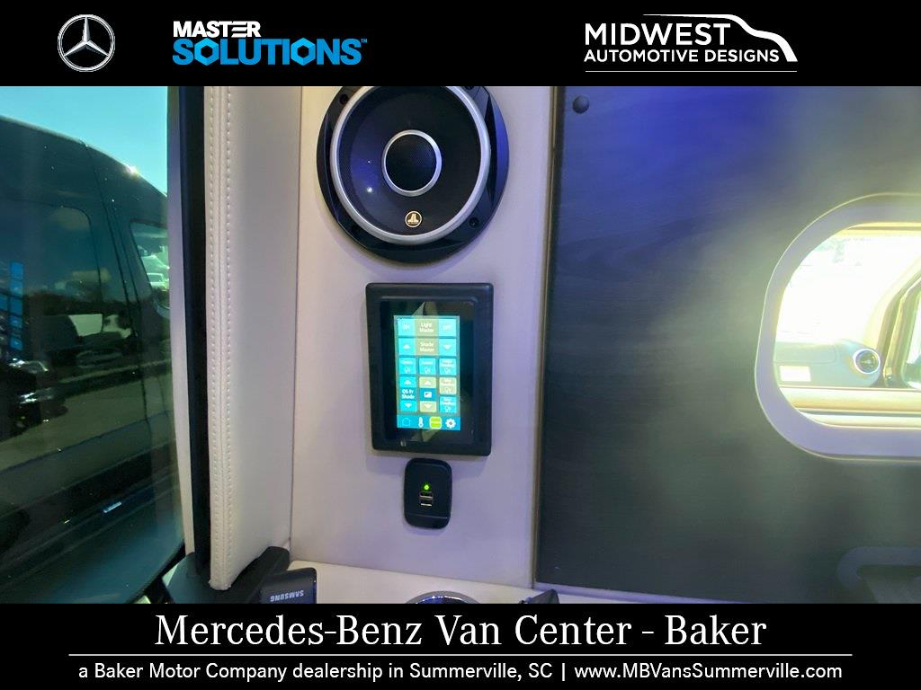 "2019 Mercedes-Benz Sprinter 3500 High Roof 4x2, 170"" Extended Midwest Automotive Designs Professional Series #MV0070 - photo 20"