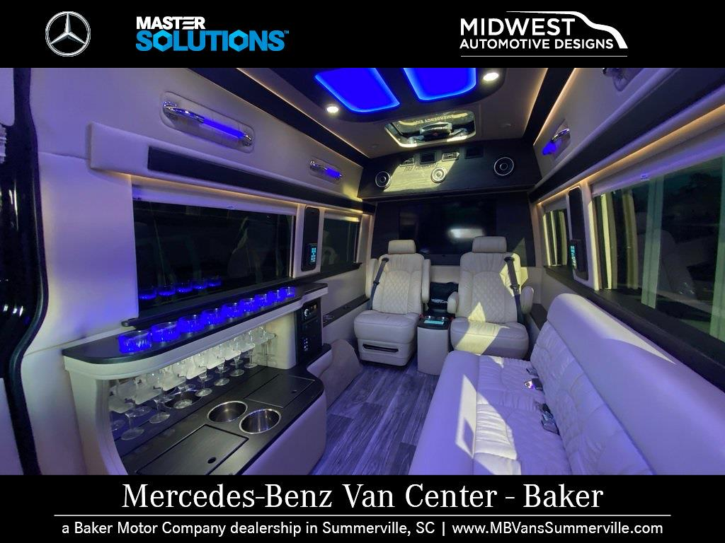 "2019 Mercedes-Benz Sprinter 3500 High Roof 4x2, 170"" Extended Midwest Automotive Designs Professional Series #MV0070 - photo 21"