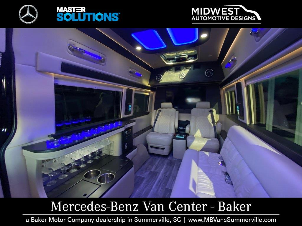"2019 Mercedes-Benz Sprinter 3500 High Roof 4x2, 170"" Extended Midwest Automotive Designs Professional Series #MV0070 - photo 22"