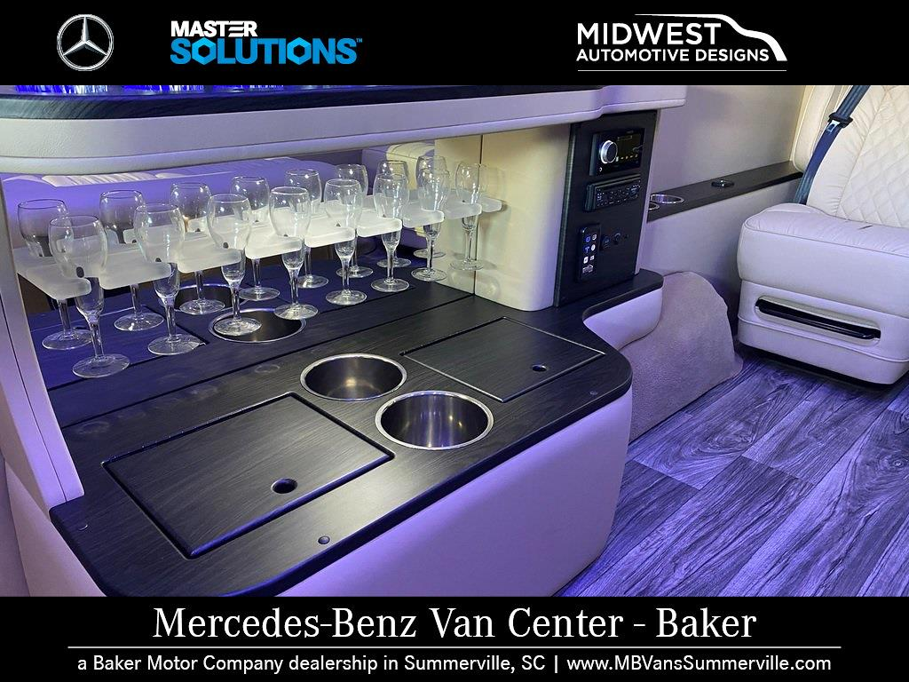 "2019 Mercedes-Benz Sprinter 3500 High Roof 4x2, 170"" Extended Midwest Automotive Designs Professional Series #MV0070 - photo 23"