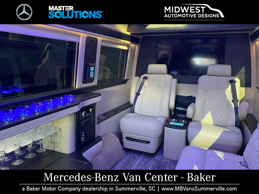 "2019 Mercedes-Benz Sprinter 3500 High Roof 4x2, 170"" Extended Midwest Automotive Designs Professional Series #MV0070 - photo 24"