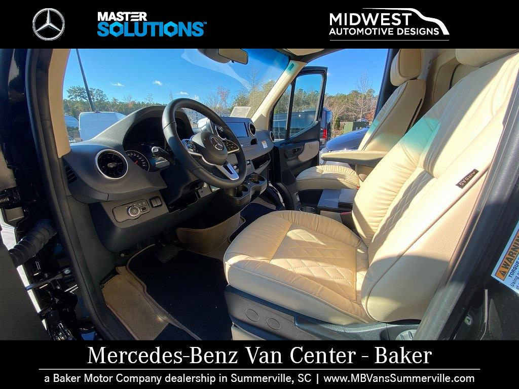 "2019 Mercedes-Benz Sprinter 3500 High Roof 4x2, 170"" Extended Midwest Automotive Designs Professional Series #MV0070 - photo 9"