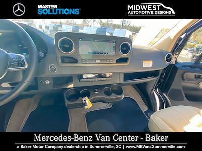 "2019 Mercedes-Benz Sprinter 3500 High Roof 4x2, 170"" Extended Midwest Automotive Designs Professional Series #MV0070 - photo 12"