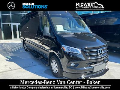 "2019 Mercedes-Benz Sprinter 3500 High Roof 4x2, 170"" Extended Midwest Automotive Designs Professional Series #MV0070 - photo 5"