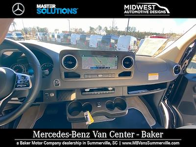 "2019 Mercedes-Benz Sprinter 3500 High Roof 4x2, 170"" Extended Midwest Automotive Designs Professional Series #MV0070 - photo 10"