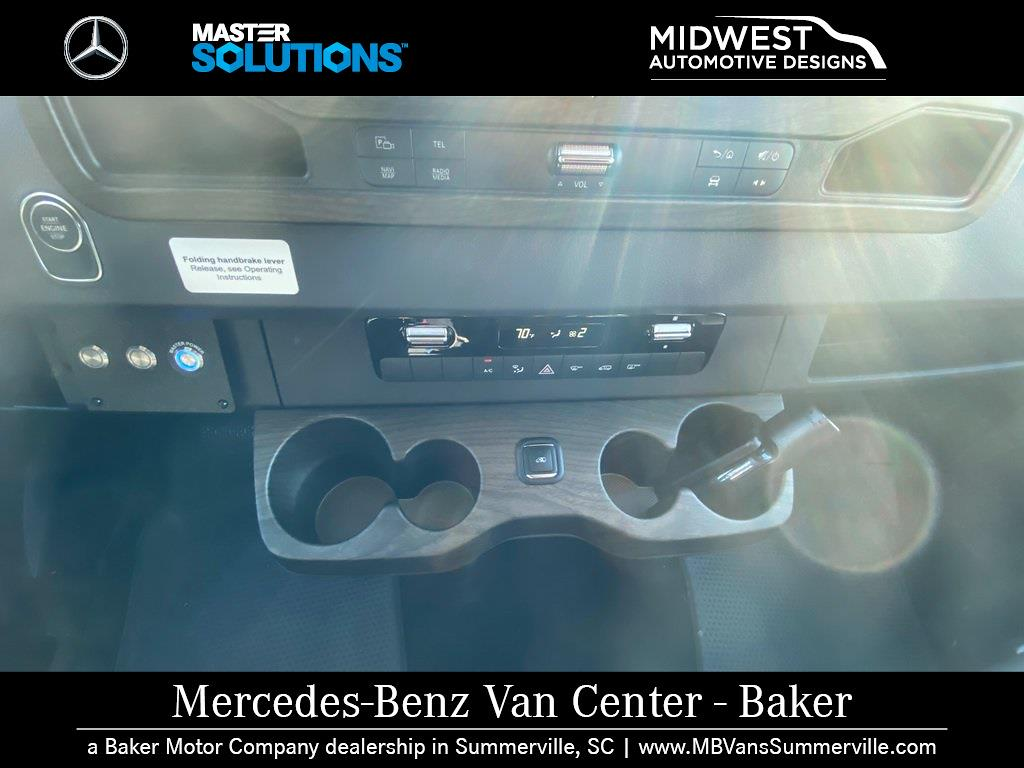 2019 Mercedes-Benz Sprinter 3500XD High Roof DRW 4x2, 170' Extended Midwest Automotive Designs Executive Shuttle #MV0071 - photo 14