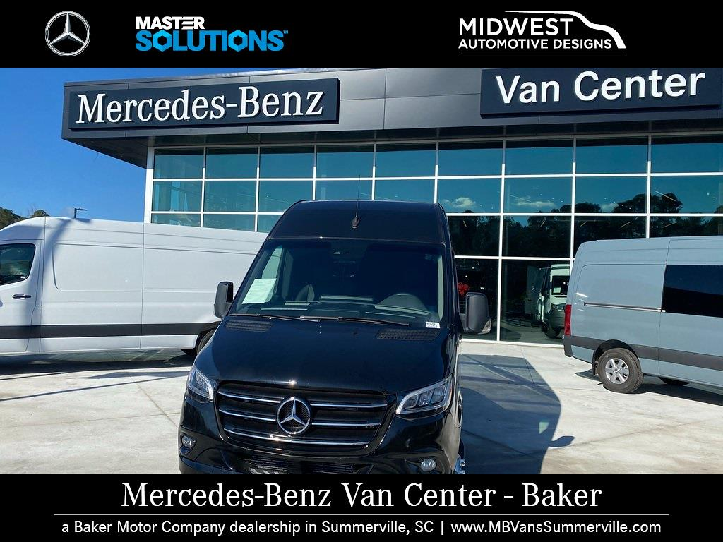 2019 Mercedes-Benz Sprinter 3500XD High Roof DRW 4x2, 170' Extended Midwest Automotive Designs Executive Shuttle #MV0071 - photo 5