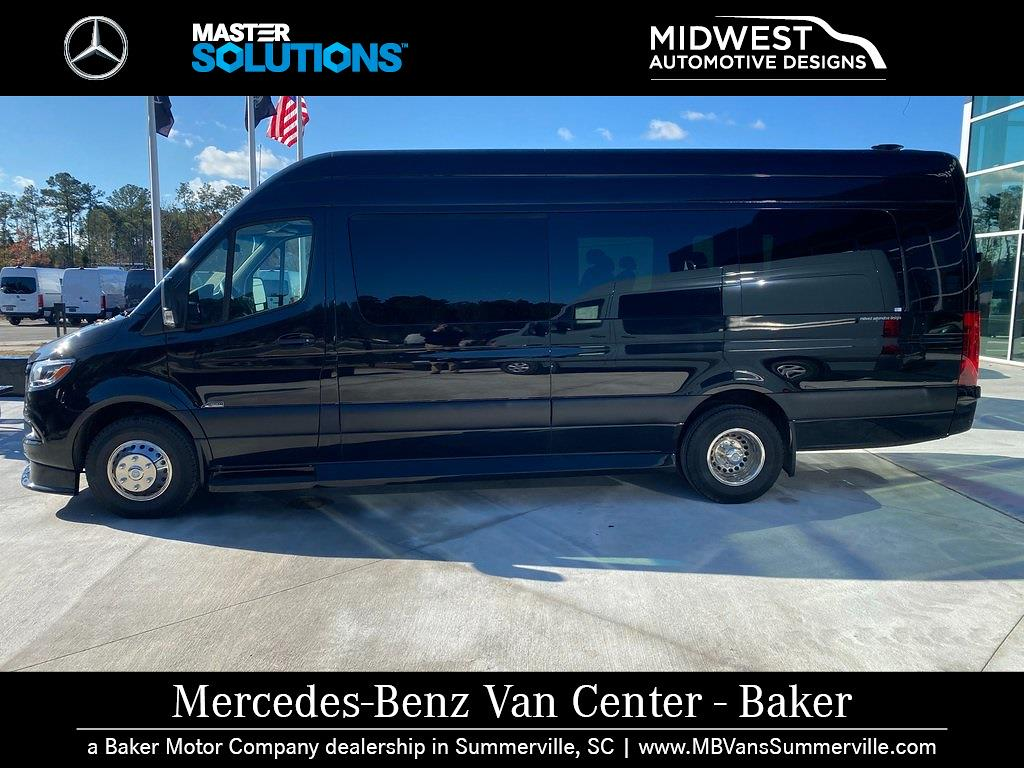 2019 Mercedes-Benz Sprinter 3500XD High Roof DRW 4x2, 170' Extended Midwest Automotive Designs Executive Shuttle #MV0071 - photo 3