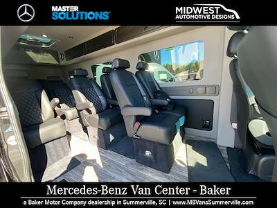2019 Mercedes-Benz Sprinter 3500XD High Roof DRW 4x2, 170' Extended Midwest Automotive Designs Executive Shuttle #MV0071 - photo 2