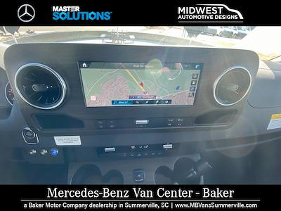 2019 Mercedes-Benz Sprinter 3500XD High Roof DRW 4x2, 170' Extended Midwest Automotive Designs Executive Shuttle #MV0071 - photo 13