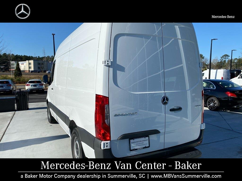 2020 Mercedes-Benz Sprinter 2500 Standard Roof 4x2, Empty Cargo Van #MV0072 - photo 7